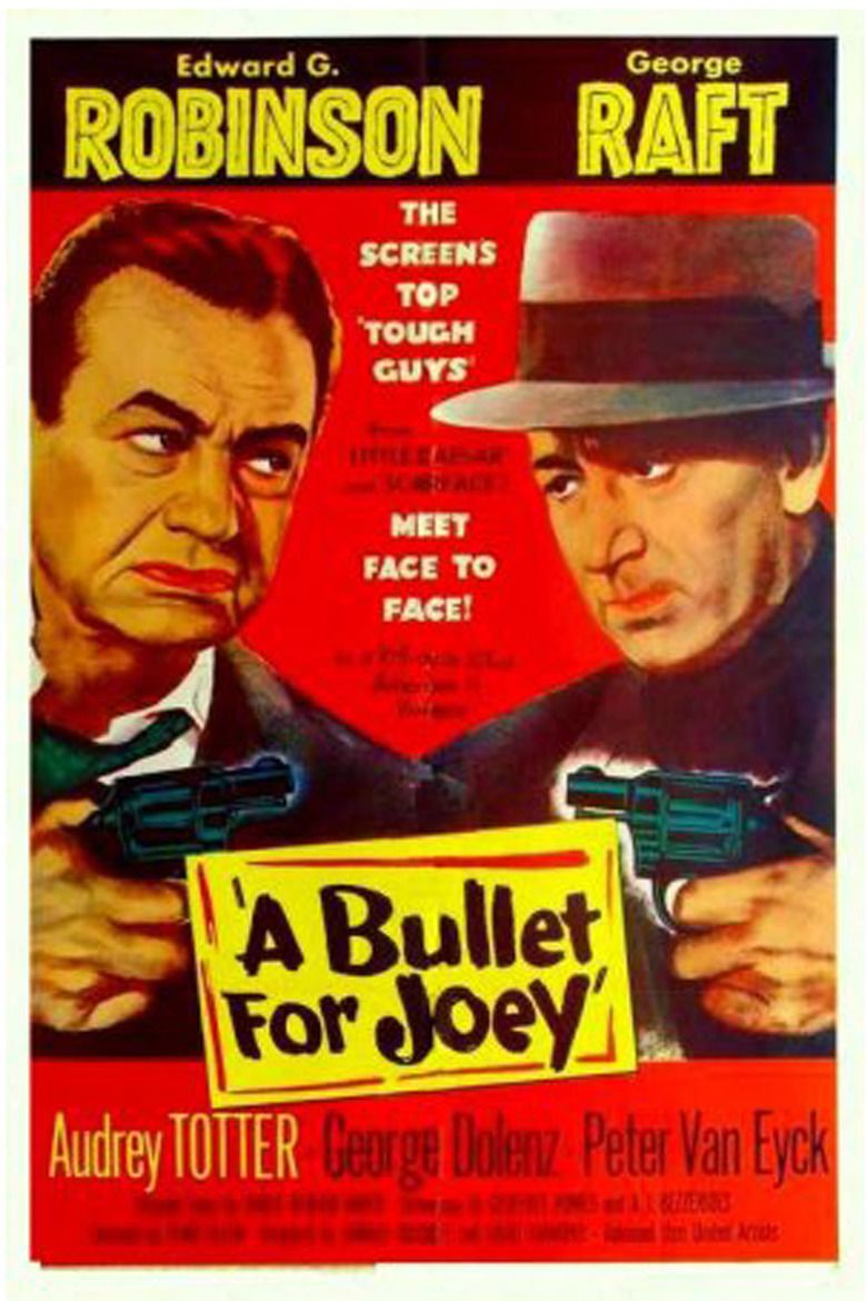 A Bullet for Joey movie poster