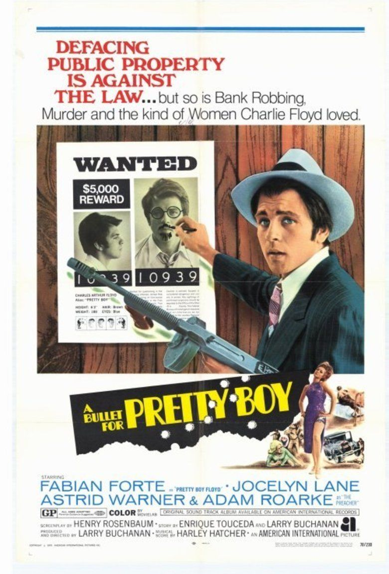 A Bullet for Pretty Boy movie poster