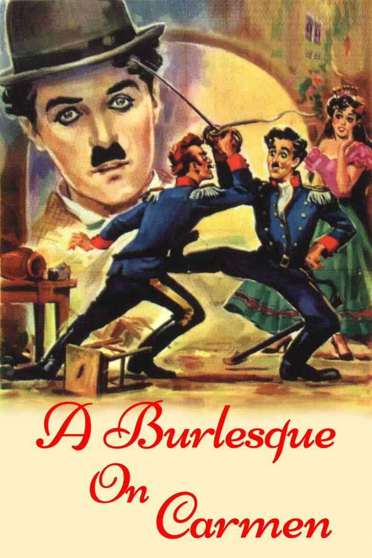 A Burlesque on Carmen movie poster