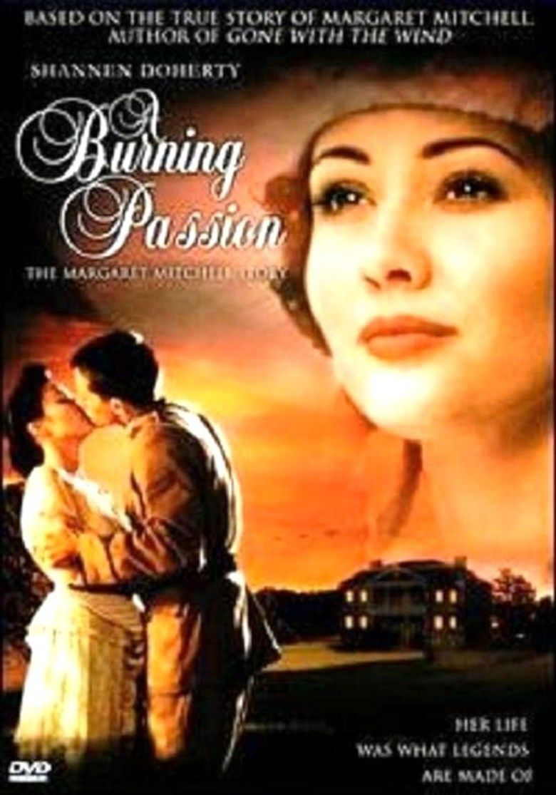 A Burning Passion: The Margaret Mitchell Story movie poster