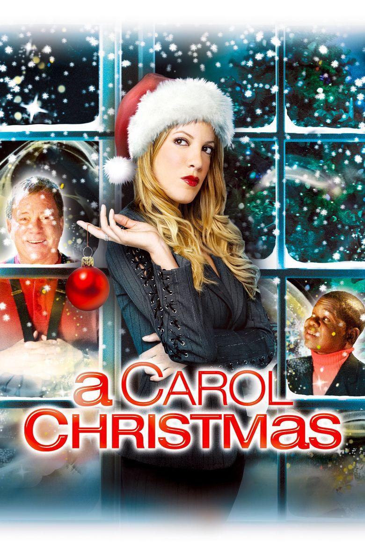 A Carol Christmas movie poster
