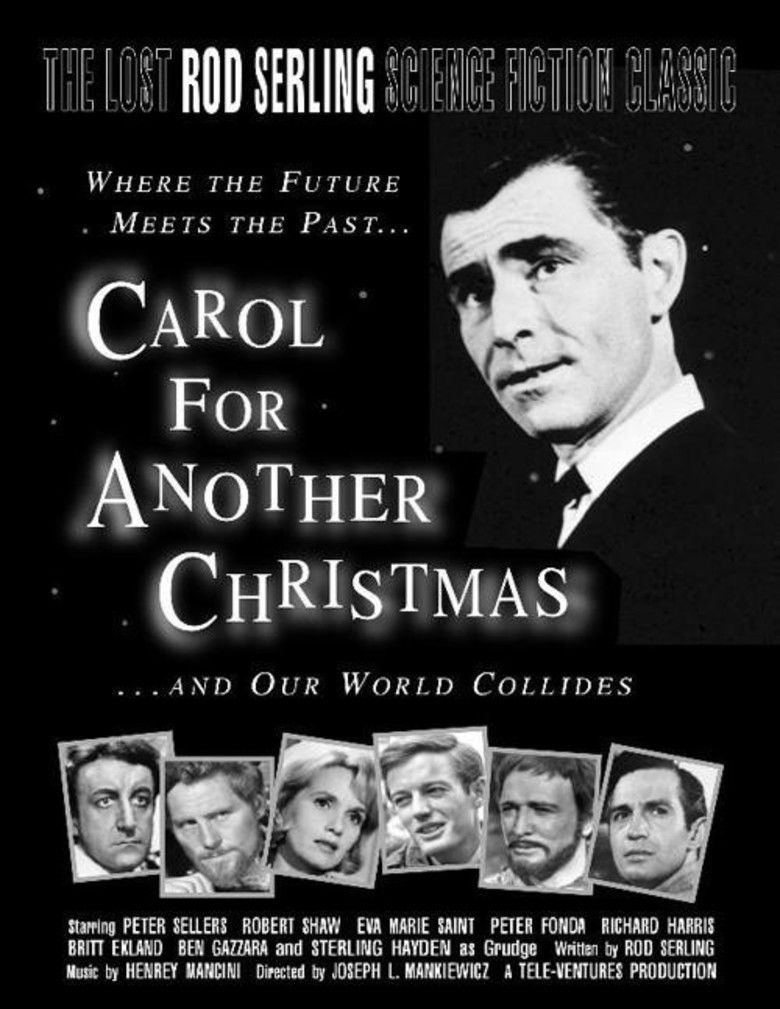 A Carol for Another Christmas movie poster
