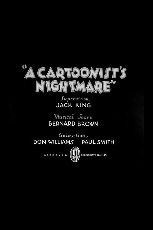 A Cartoonists Nightmare movie poster
