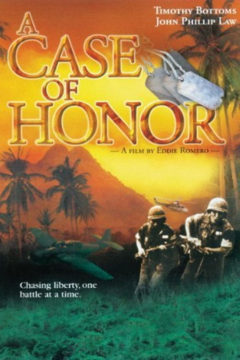 A Case of Honor movie poster