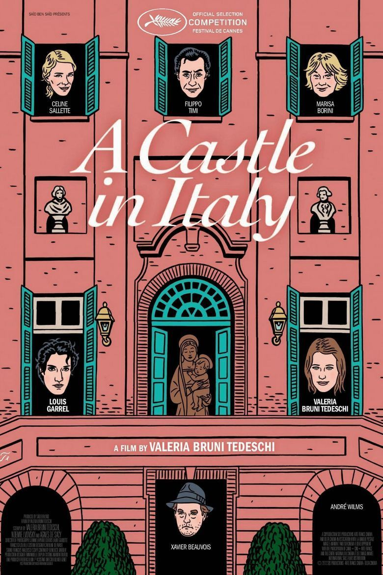 A Castle in Italy movie poster