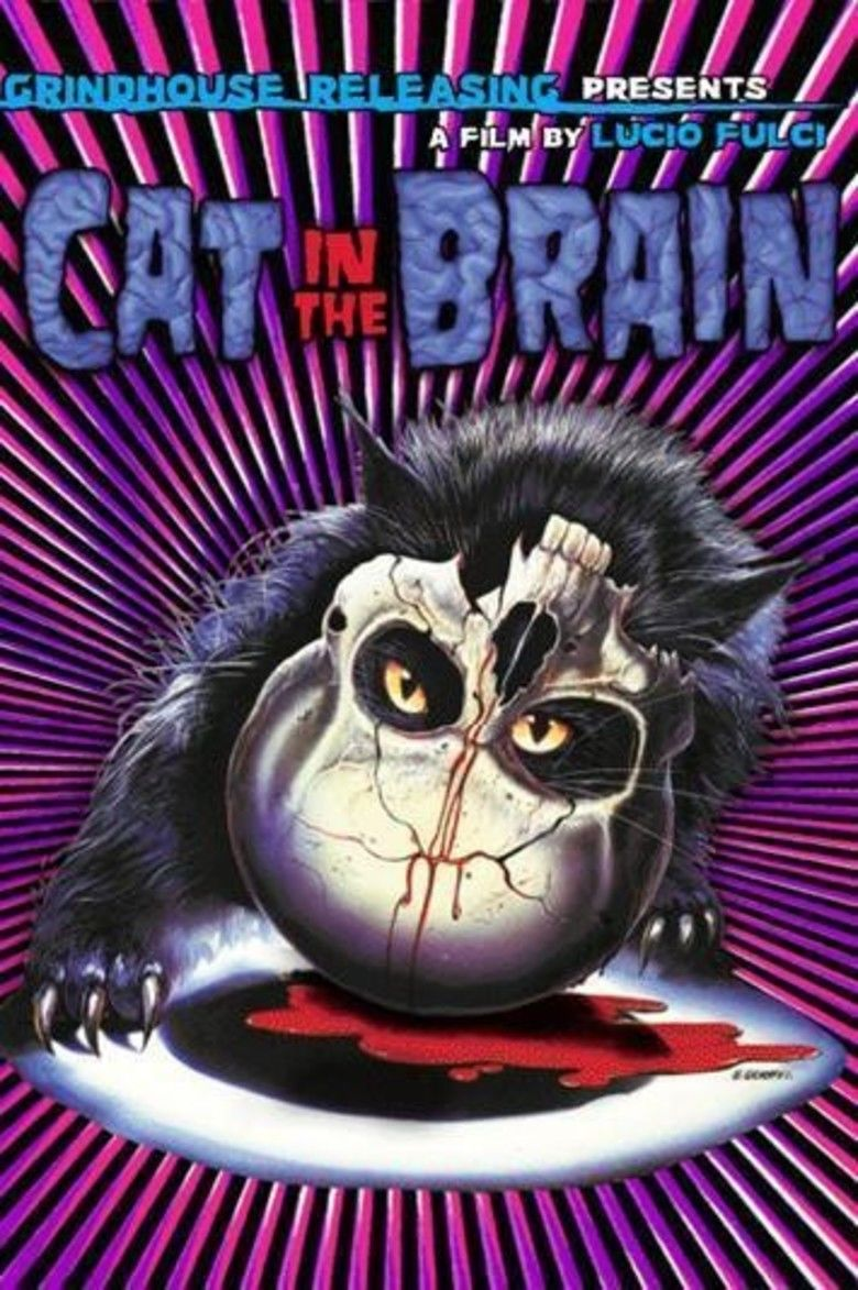 A Cat in the Brain movie poster