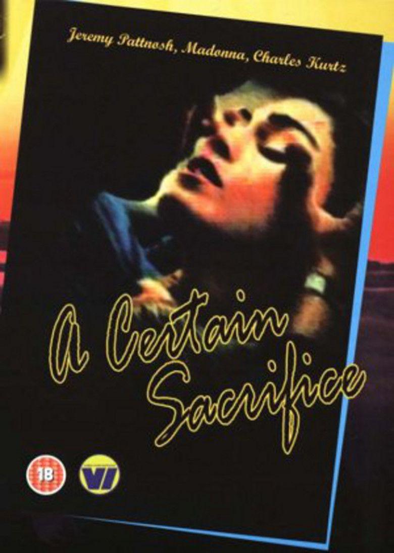 A Certain Sacrifice movie poster