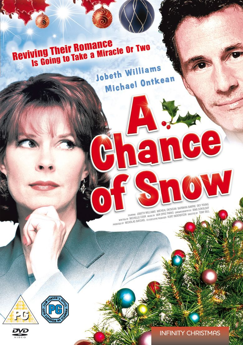 A Chance of Snow movie poster