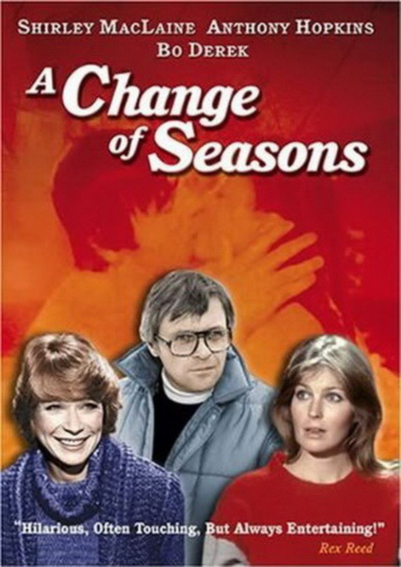 A Change of Seasons (film) movie poster