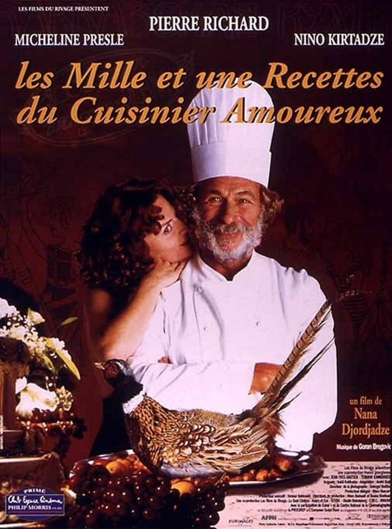 A Chef in Love movie poster