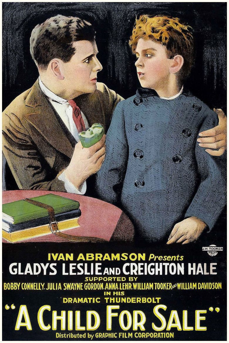 A Child for Sale movie poster