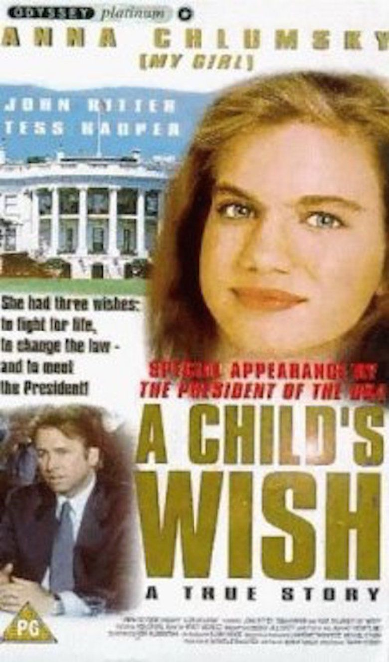 A Childs Wish movie poster