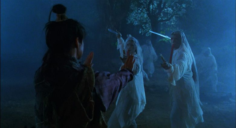 A Chinese Ghost Story II movie scenes