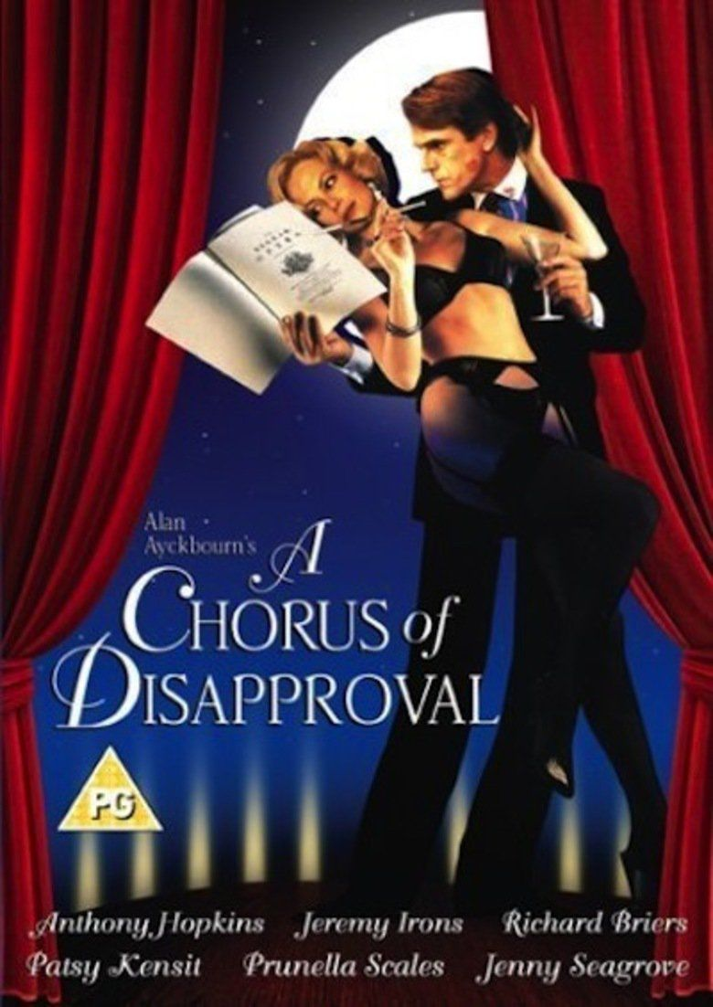 A Chorus of Disapproval (film) movie poster