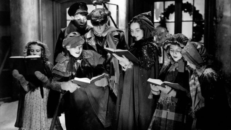 A Christmas Carol (1938 film) movie scenes