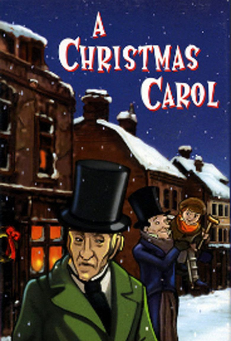A Christmas Carol (1971 film) movie poster