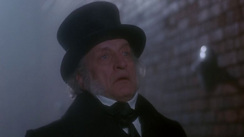 A Christmas Carol (1984 film) movie scenes