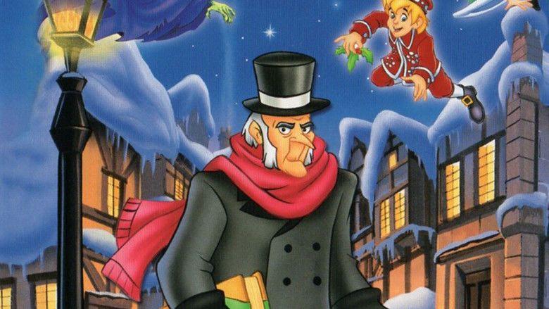 A Christmas Carol (1997 film) movie scenes