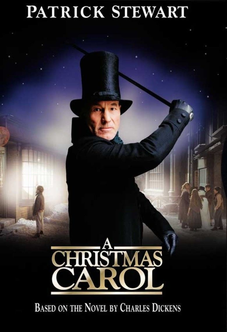 A Christmas Carol (1999 film) movie poster