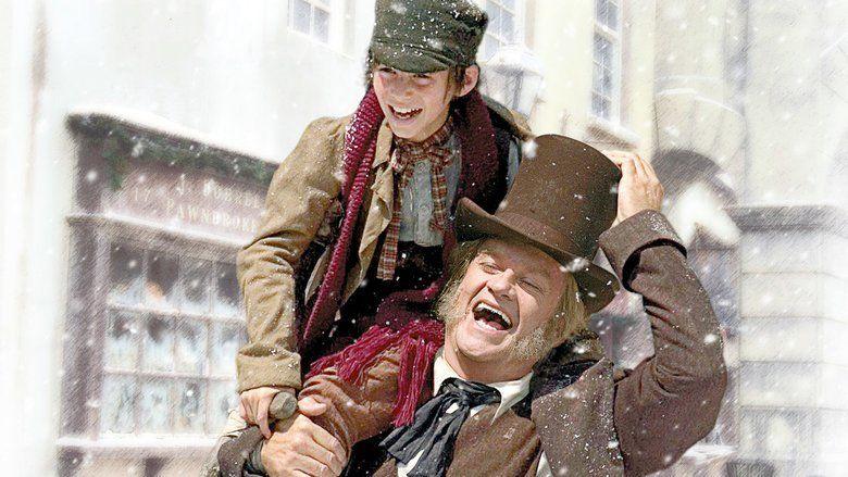 A Christmas Carol (2004 film) movie scenes