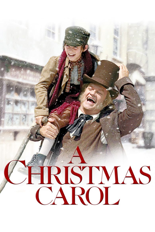 A Christmas Carol (2004 film) movie poster