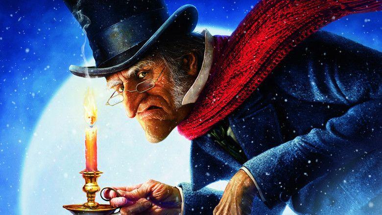 A Christmas Carol (2009 film) movie scenes