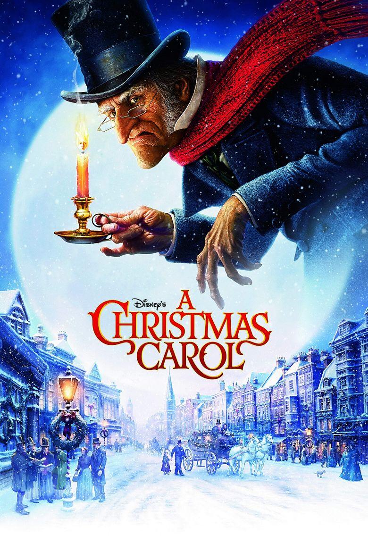 A Christmas Carol (2009 film) movie poster