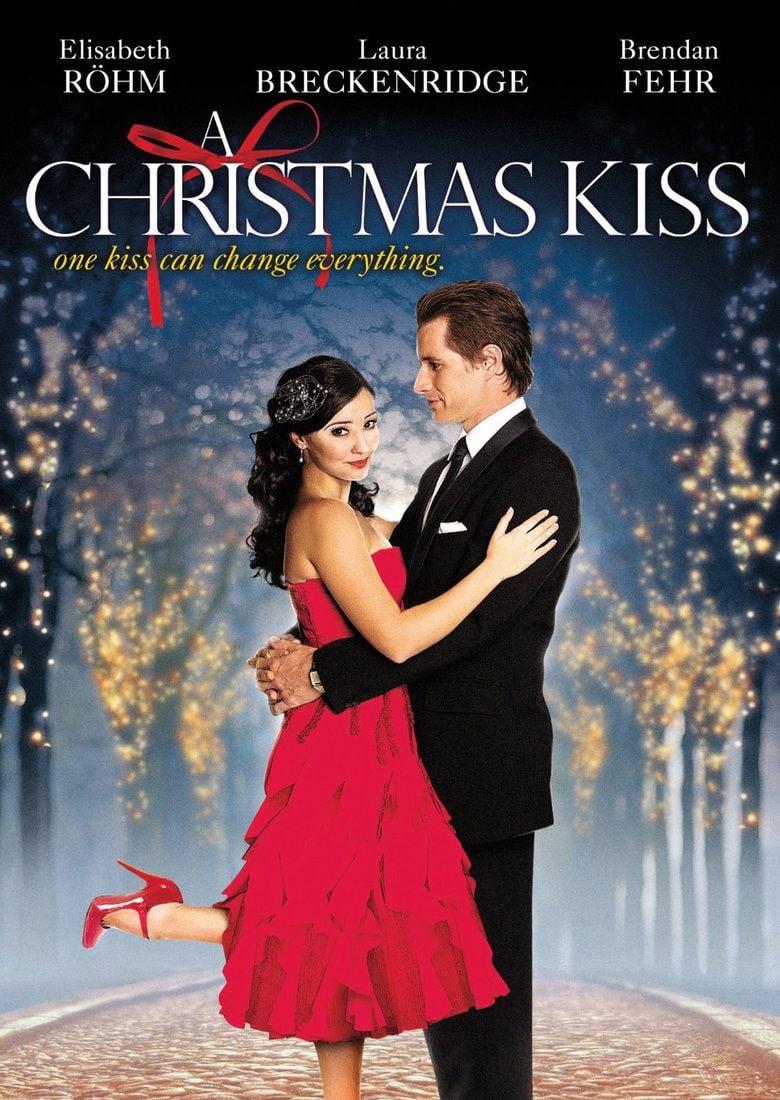 A Christmas Kiss movie poster