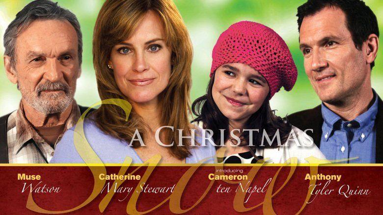 A Christmas Snow movie scenes