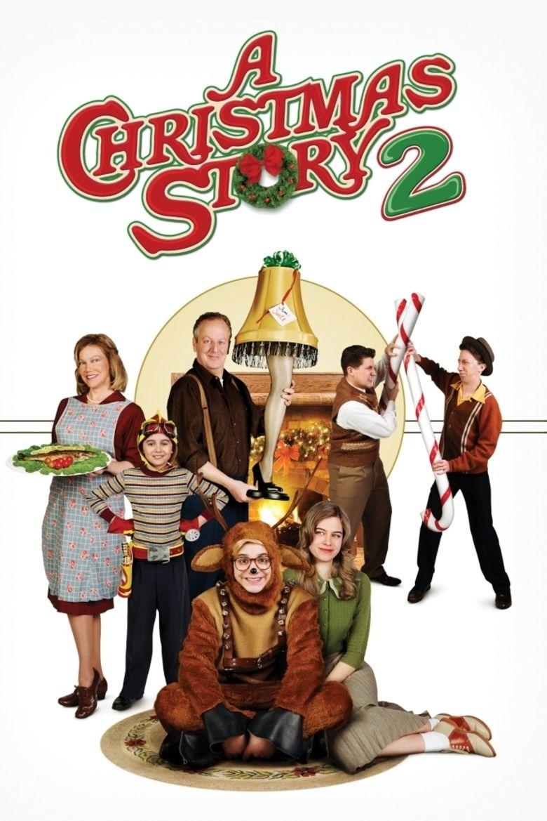 A Christmas Story 2 movie poster