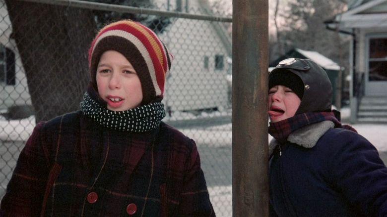 A Christmas Story movie scenes