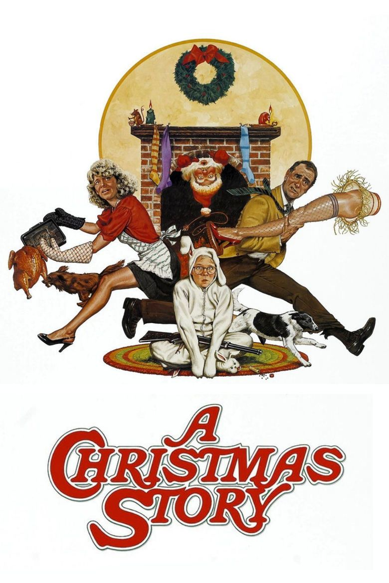 a christmas story movie poster - A Christmas Story Imdb