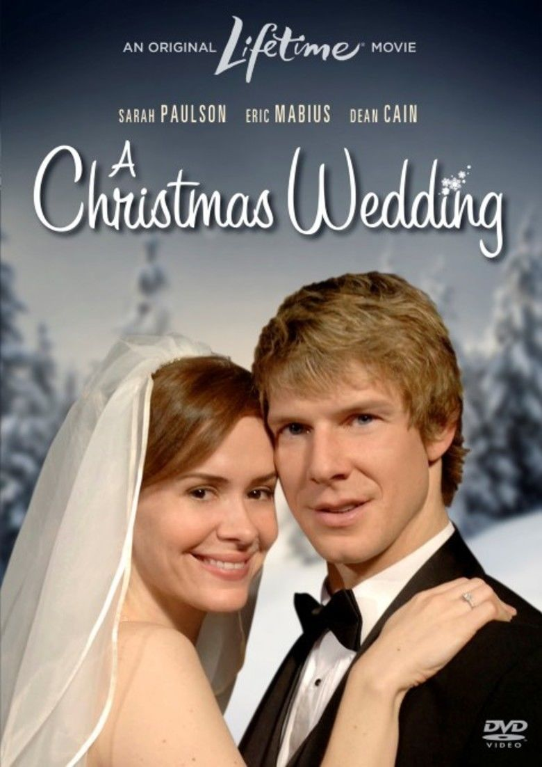 A Christmas Wedding movie poster