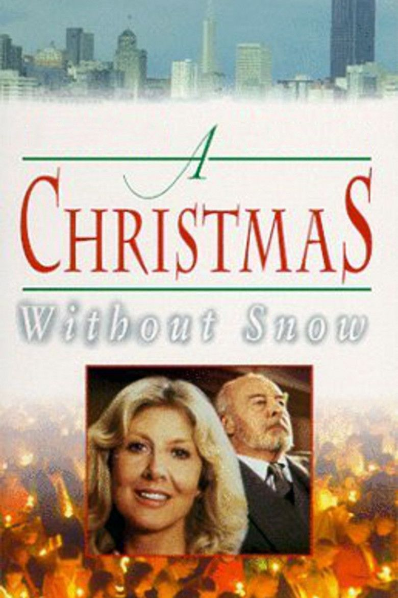 A Christmas Without Snow movie poster
