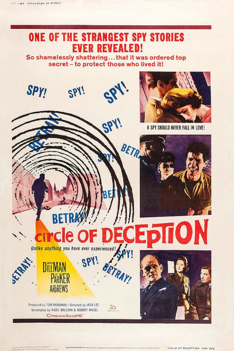 A Circle of Deception movie poster