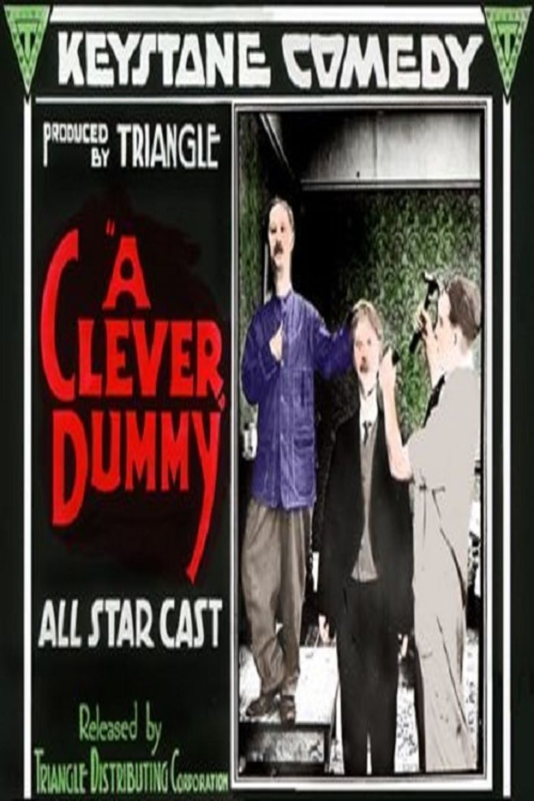 A Clever Dummy movie poster