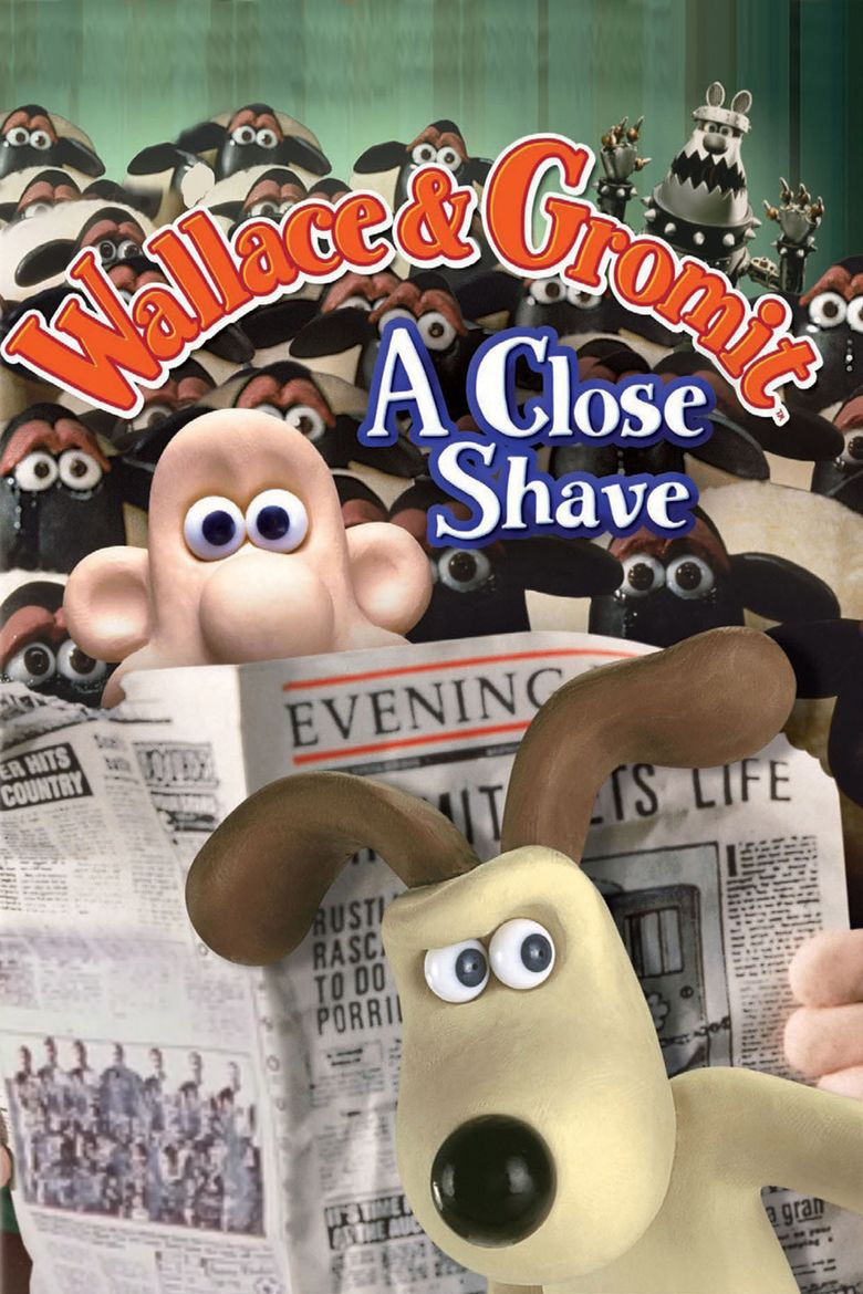 A Close Shave movie poster