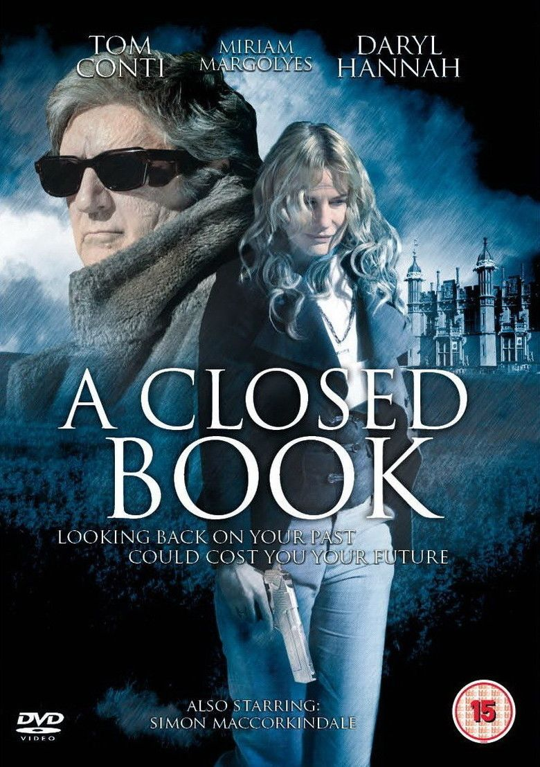 A Closed Book (film) movie poster