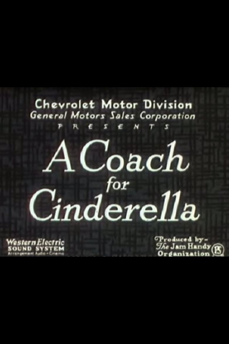 A Coach for Cinderella movie poster