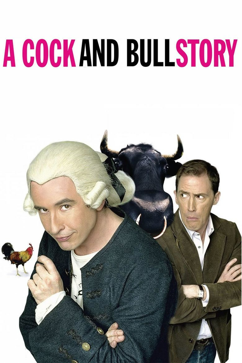 A Cock and Bull Story movie poster