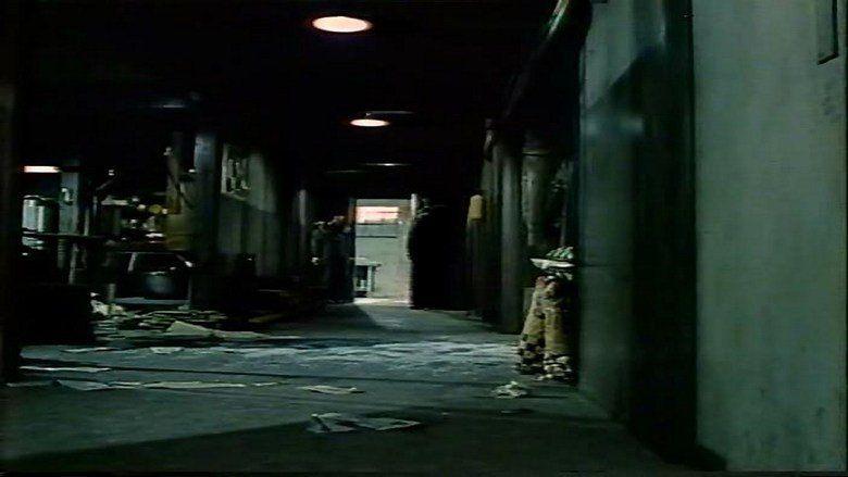 A Cold Nights Death movie scenes