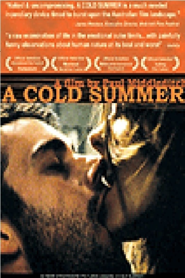 A Cold Summer movie poster