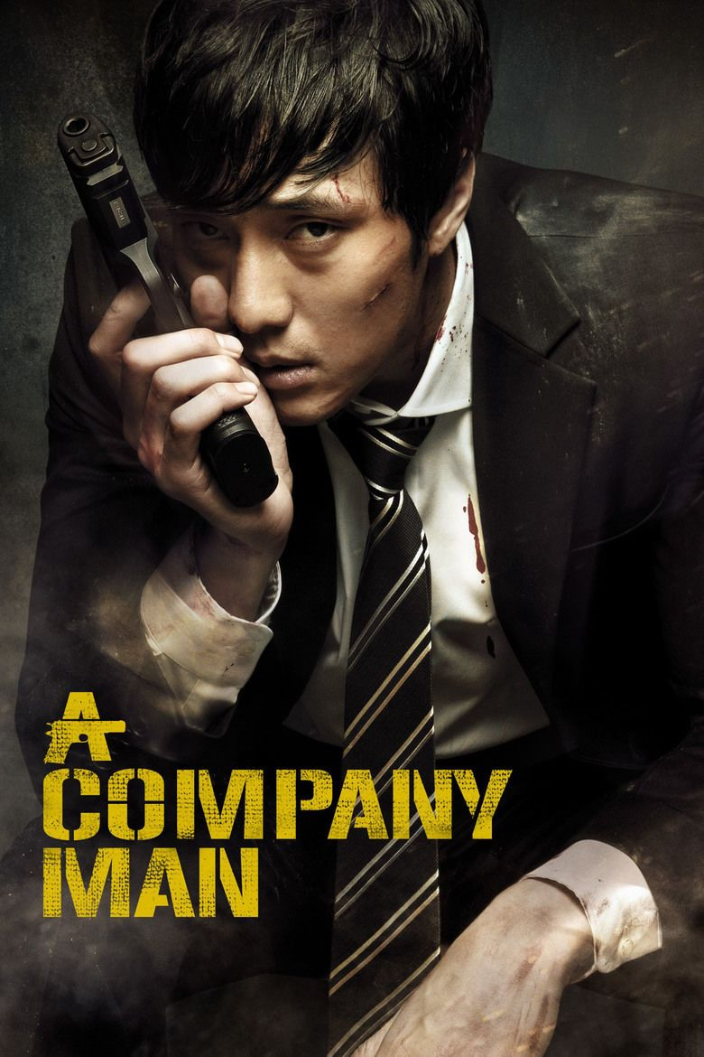 A Company Man movie poster