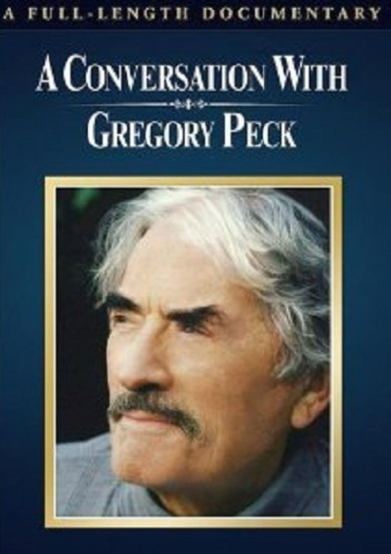A Conversation with Gregory Peck movie poster