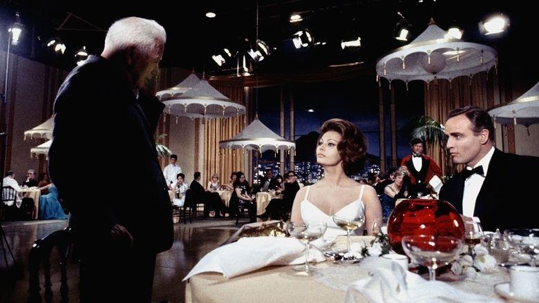 A Countess from Hong Kong movie scenes