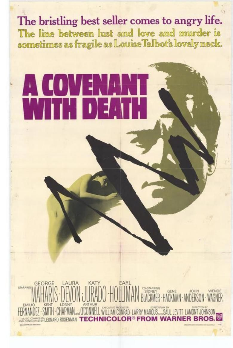 A Covenant with Death movie poster