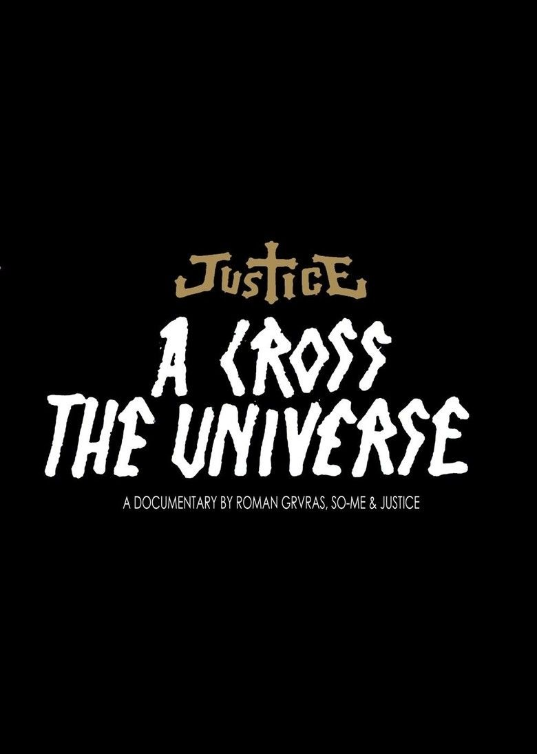 A Cross the Universe (film) movie poster