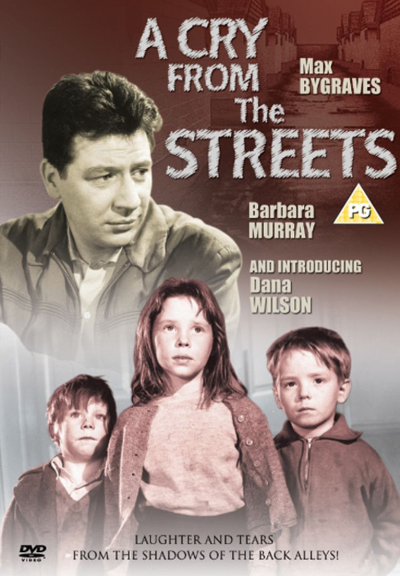 A Cry from the Streets movie poster