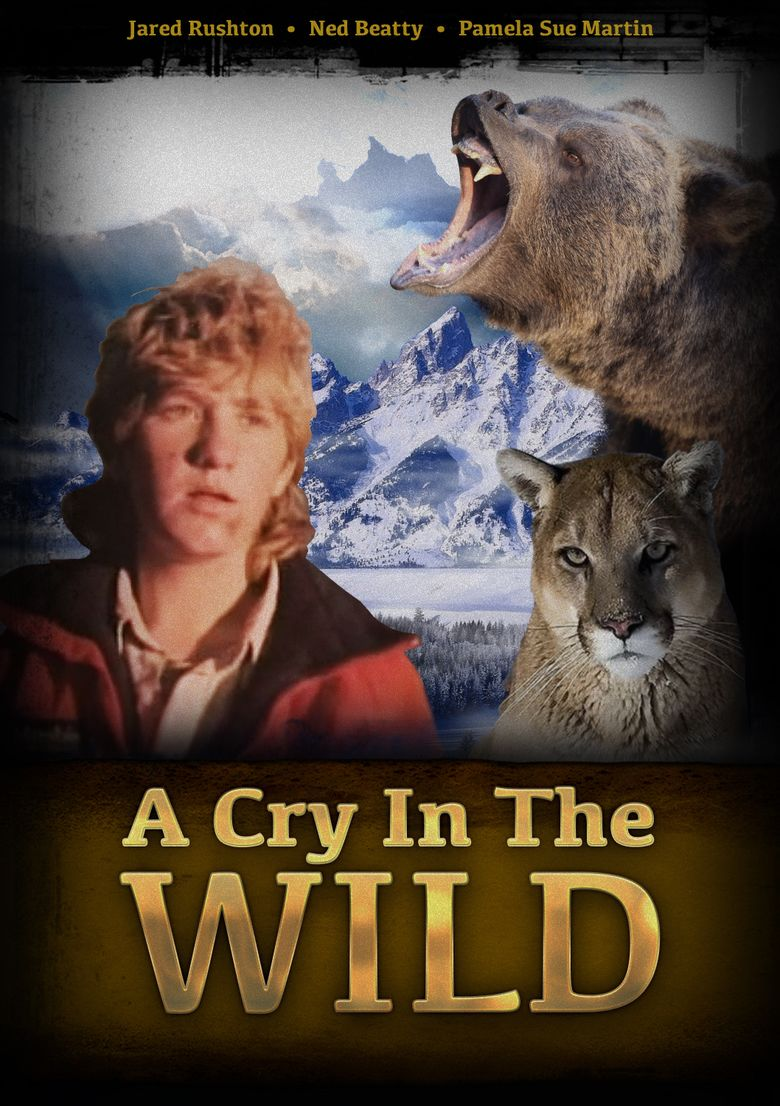 A Cry in the Wild movie poster