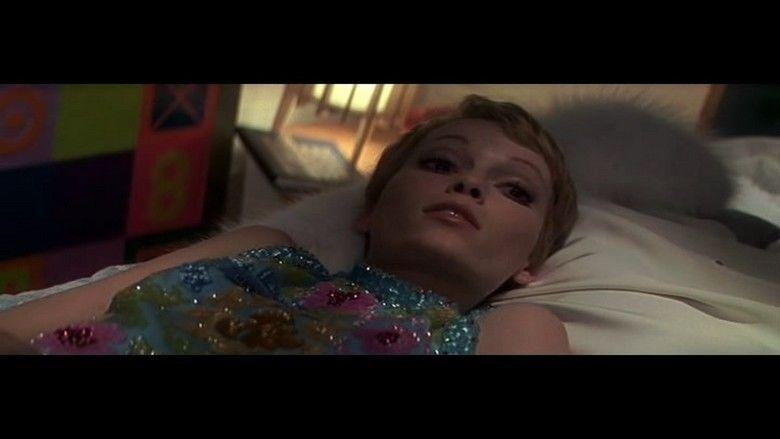 A Dandy in Aspic movie scenes